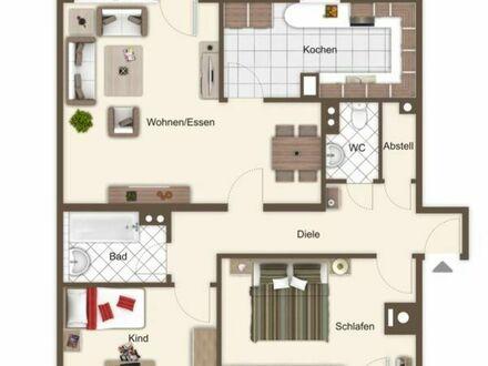 3-Zimmer KA-Neureut