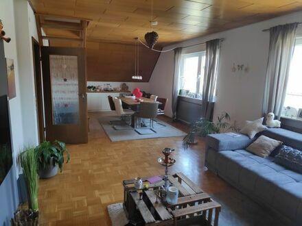 Ruhige 4-Zimmer Maisonette Wohnung mit Balkon in Mutterstadt