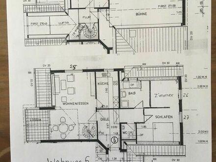 Helle 3,5 Zimmer Maisonette Wohnung an den Weinbergen
