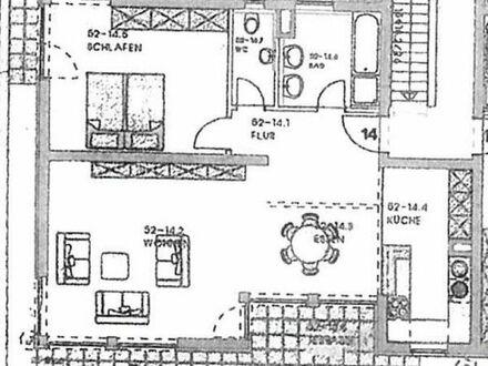 Nachmieter für 2,5 Zi. - 87 qm Penthousewohnung gesucht