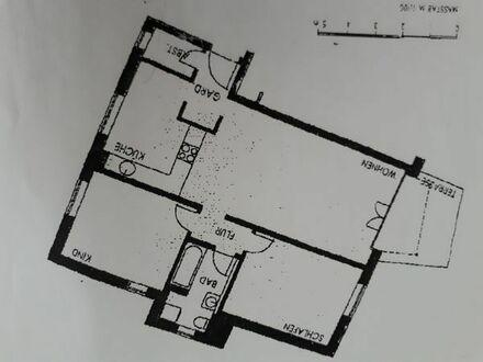 ab Okt: Gepflegte 3 Zimmer EG Wohnung m. Garten u. EBK in Toplage direkt an S2 Altenerding zur Miete
