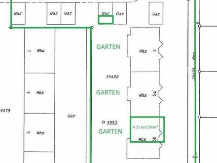 4 Zimmer Wohnung in Karlsruhe Oberreut