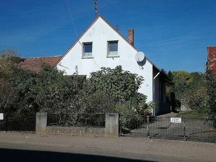 Einfamilienhaus, freistehend, großzügiges Grundstück, für Gartenliebhaber, Weingarten