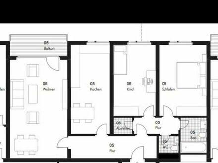 3-Zimmer Wohnung in Walldorf