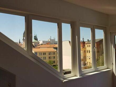 3-Zimmer-Atelierwohnung mit Dachterrasse -Zentrumsnah