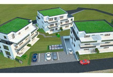 NEUBAU: Penthouse-Wohnung (2-Zimmer) mit schönem Ausblick