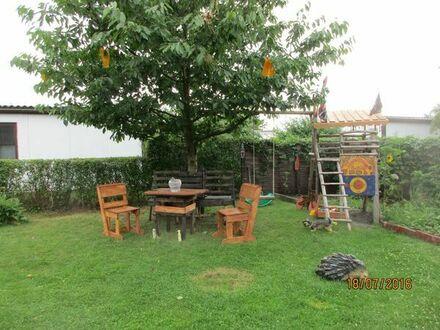 schönes Gartengrundstück mit Bungalow