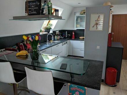 Helle 3,5 Zimmer Maisonette Wohnung in Benningen