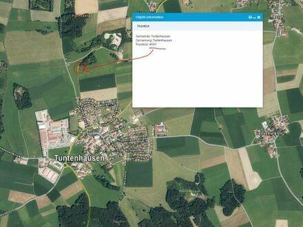 Freizeit/Landwirtschaftl. Grundstück außerhalb v. Tuntenhausen