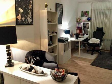Möblierte 1-Zimmer-Wohnung mit TG-Stellplatz