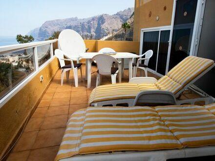 Teneriffa Ferienwohnung mit Ausblick auf Atlantik und Berge