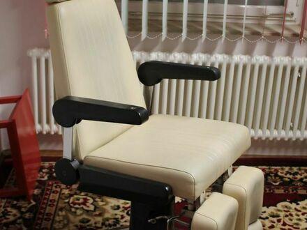 Komplette Praxis Ausstattung Kosmetik Fusspflege Massage - 7 Behandlungszimmer