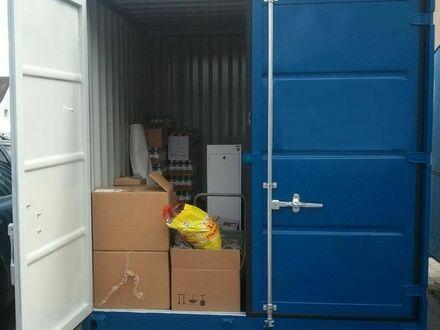 Lagerraum Abstellraum im Lagercontainer zu vermieten.