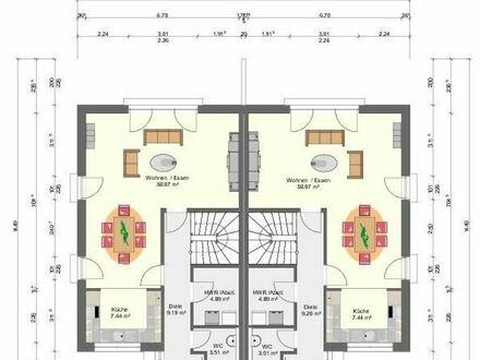 Neubau 5 Zimmer, Garten 320 qm ,
