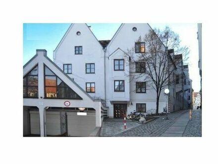 1. Deck TG Stellplatz Augsburg-Maxstr ab 1.5 kein Duplex, fr.freundl