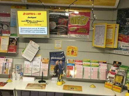 Lottoannahmestelle in Langweid oder näherer Umgebung