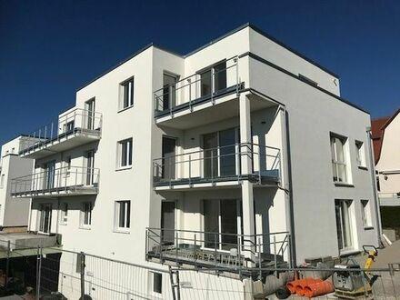 4-Zimmer-Neubauwohnung in ruhiger Südlage, Bezug 03/2019 mit Tiefgarage und Aufzug