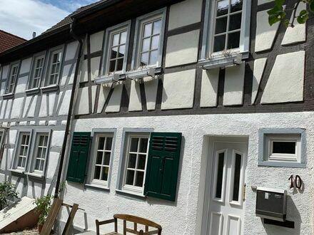 Einfamilienhaus ca. 100 qm Heppenheim Altstadt