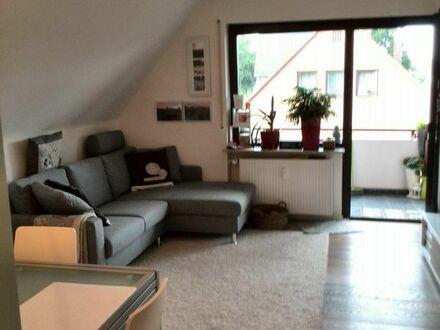 Schöne 2-Zimmerwohnung mit Balkon und viel Sonne zu vermieten.