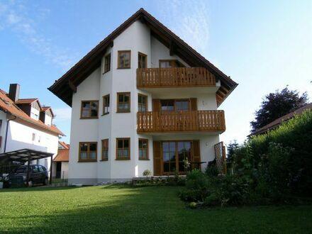 Ab 04.10.: Helle 3-Zimmer-Wohnung in Maisach, voll möbliert, für Wohnen auf Zeit