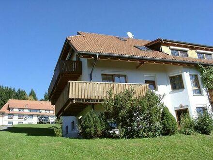 Wohnen wo andere Urlaub machen - mitten im Naturpark Südschwarzwald