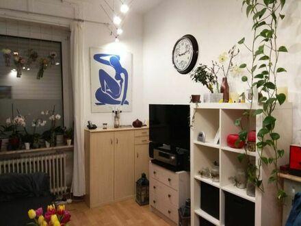 2-Zimmer-Erdgeschosswohnung mit Einbauküche in Karlsruher Oststadt