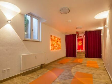 Yogaraum zentral am Königsplatz
