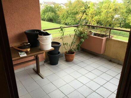 4-Zimmer-ETW mit 2 Balkone, großem Keller inkl. Garagenstellplatz in Rastatt