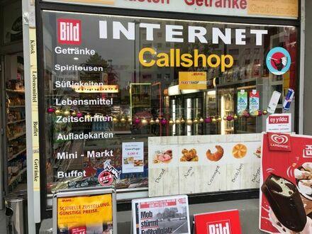 Kiosk in bester lage mit gutem Umsatz mitten in Köln!!!!!