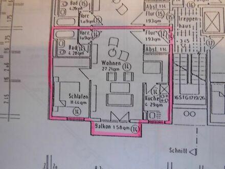 2 Zi. Wohnung Fürth, Weiherstr.