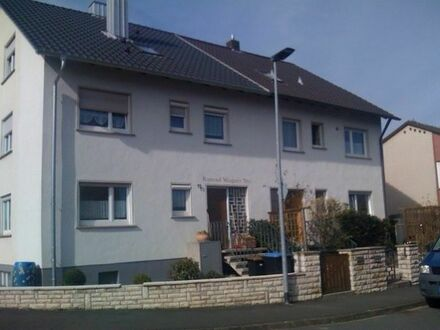 Doppelhaushälfte Sennfeld bei Schweinfurt zu verkaufen