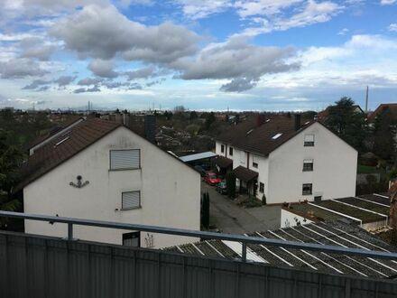 Schicke 3 ZKB mit Balkon