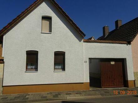 67245 Lambsheim: Zwei Einfamilienhäuser mit Werkstatt