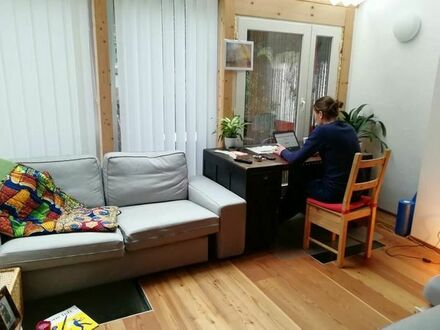 Studio im Herzen der Altstadt. Raum zum Arbeiten.