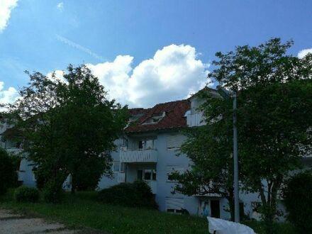 Helle 2,5 -Zimmer-Eigentumswohnung in ruhiger Lage von Welzheim
