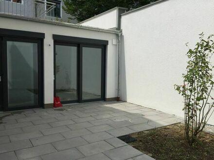 Ruhig aber zentral 4-Zi.-Whg mit Terrasse in München, Neubau