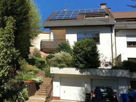 Traumhafte Doppelhaushälfte mit Einliegerwohnung in Baden-Baden Varnhalt