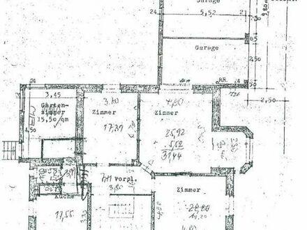 Stadt Villa mit 3 Wohneinheiten zu Verkaufen