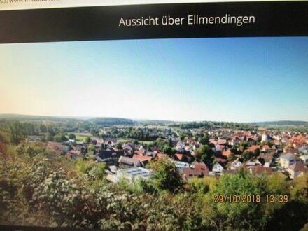 Grundstück mit Aussicht in Keltern-Ellmendingen