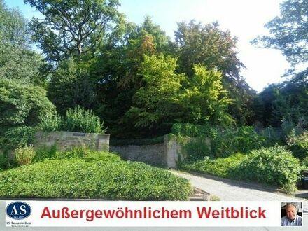 Grundstücke wachsen nicht nach! Ca. 2.300 qm Baugrundstück mit Weitsicht!