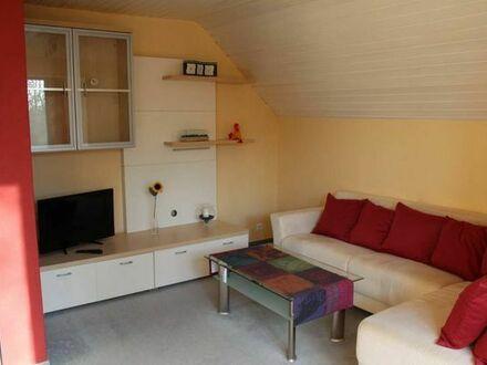 Möbliertes Appartement für eine Person und Wochenendheimfahrer