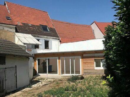 Siedlungshaus im Stadtbereich von Alzey mit Garten in Süd-West-Lage!