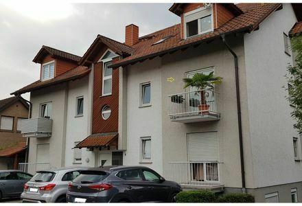 Vermiete helle 3 1/2 ZKB (82,6 qm) Wohnung in Philippsburg