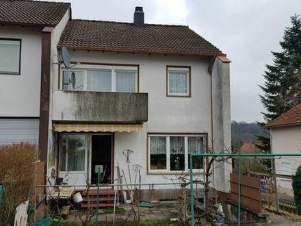 Zweibrücken - 1-Familienhaus Reihenendhaus mit großem Grundstück