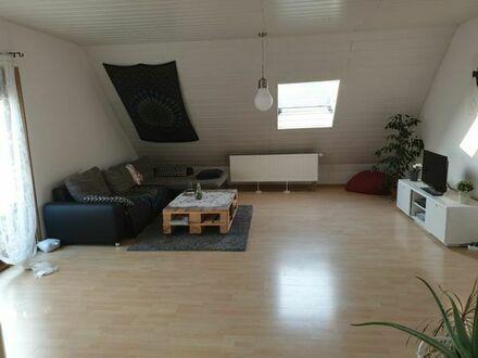 4 Zimmer Dachgeschosswohnung