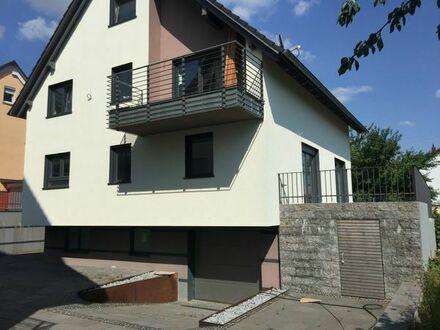 NEUBAU HN-Kirchhausen - teilmöblierte 4 Zi. Maisonette-Wohnung