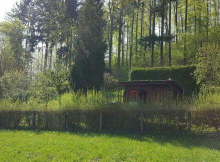 Wochenendgrundstück mit herrlichem Ausblick in Geislingen/Steige