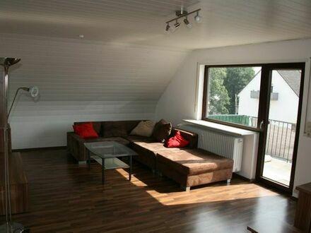 2-Zimmer-Dachwohnung Edingen Neckarhausen ab 01.0.92019