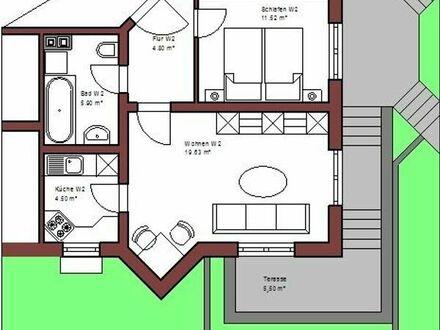 2-Zimmerwohnung in Dechsendorf