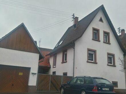 Gemütliches Einfamilienhaus in Schwanheim
